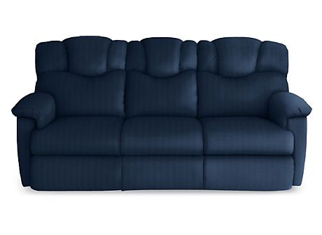 Navy reclining Lazy-boy? yes please! Lancer | For the Home ...