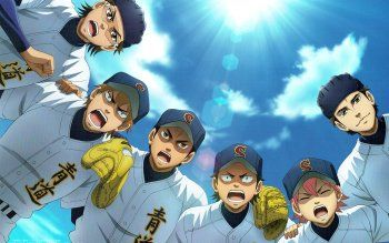 20+ Ace of Diamond HD Wallpapers   Background Images