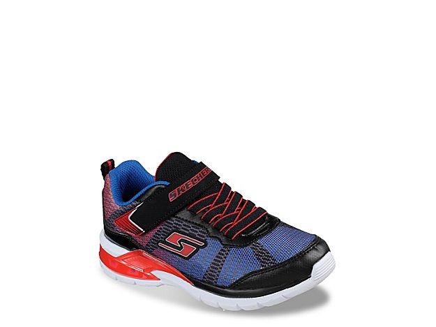 d12881226b05 Boys S Lights Erupters II Lava Waves Toddler   Youth Light-Up Sneaker