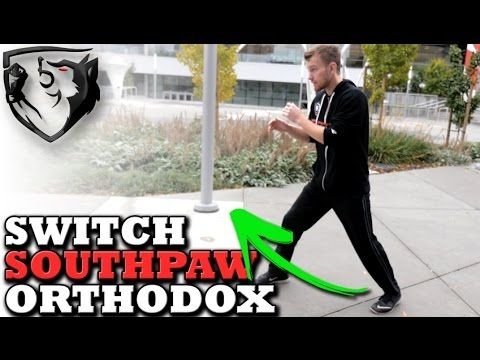 3 Ways To Switch From Orthodox To Southpaw Stances In Mma Mma Training Boxing Stance Viking Workout