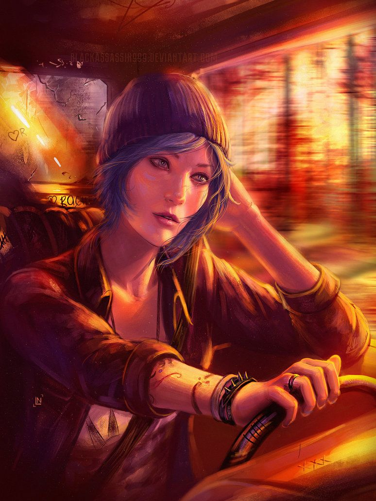 Chloe by BlackAssassiN999 on deviantart