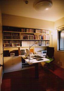 書斎をおしゃれにする 本棚のレイアウトのコツとは イチオシ書斎画像7選 Izilook レイアウト 本棚 書斎