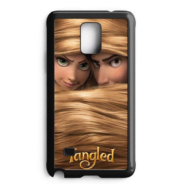 Tangled Disney Wallpaper Princess Rapunzel Samsung Galaxy Note 5 Edge Case