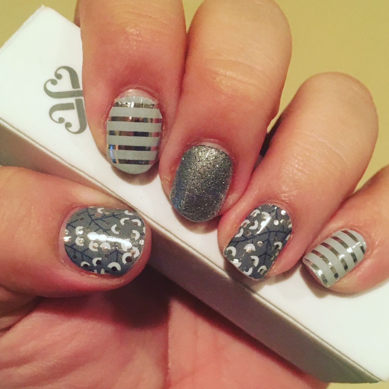 Love the silver combo of Metallic Berry, Diamond Dust Sparkle and ...