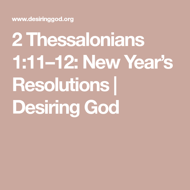 Pin By Stephanie Vaughan On New Years Resolutions In 2020 New Years Resolution Newyear 2 Thessalonians