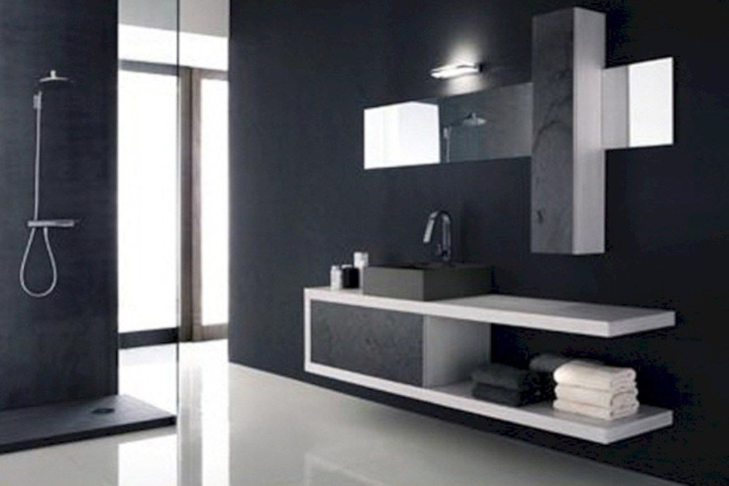 Ultra Modern Italian Bathroom Design Ideas 11