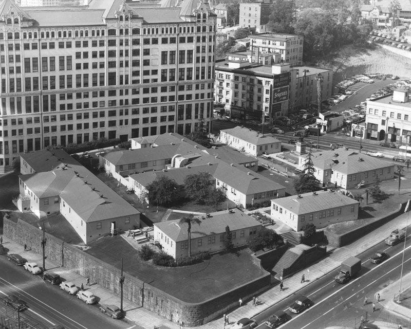 Noirish Los Angeles Skyscraperpage Forum California History Downtown Los Angeles Los Angeles