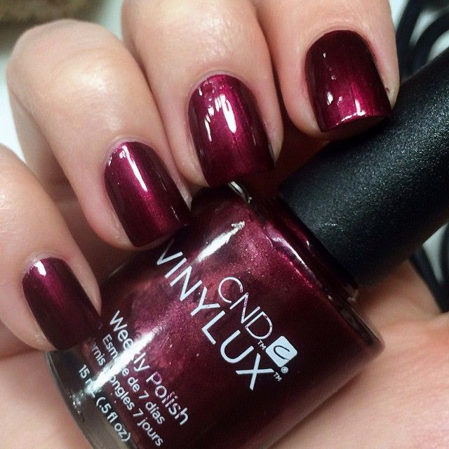 Upon the new year, I published a post about CND VINYLUX Weekly ...