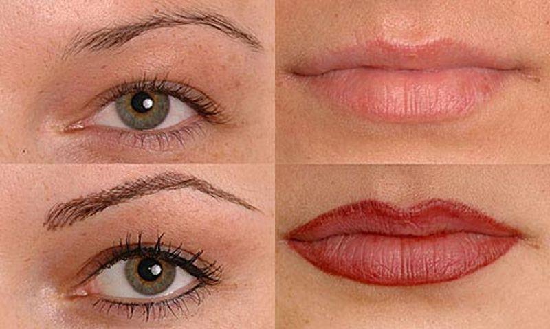 Spa Services Permanent Makeup Eyeliner Permanent Makeup Makeup Gallery