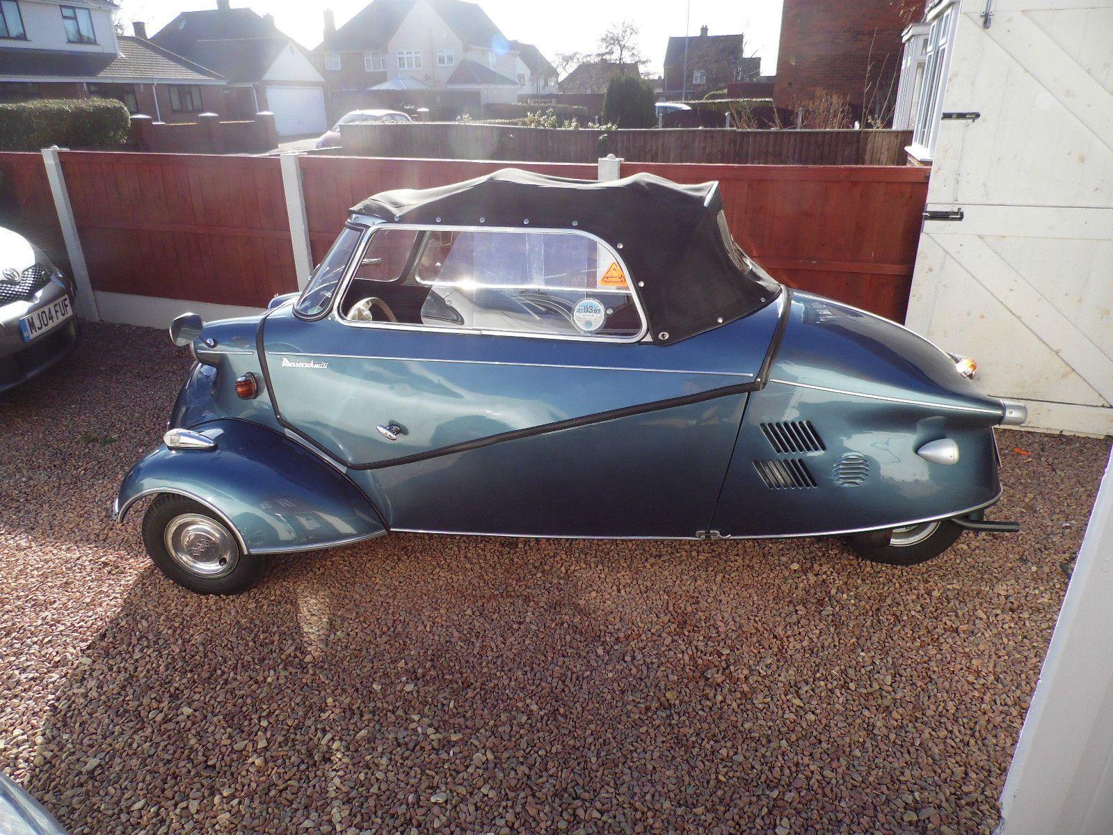 1961 Messerschmitt KR200 cabriolet - Micro car Bubble car | Cars ...