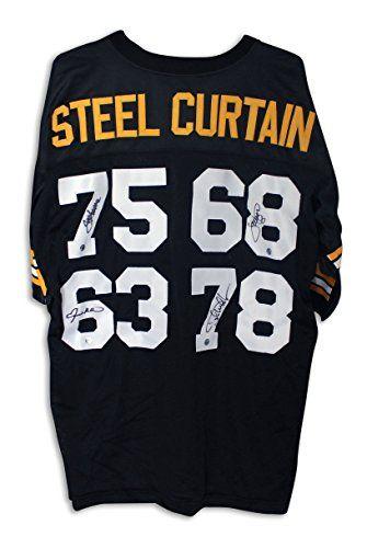 656cad4f8 L.C. Greenwood Pittsburgh Steelers Replica Jerseys