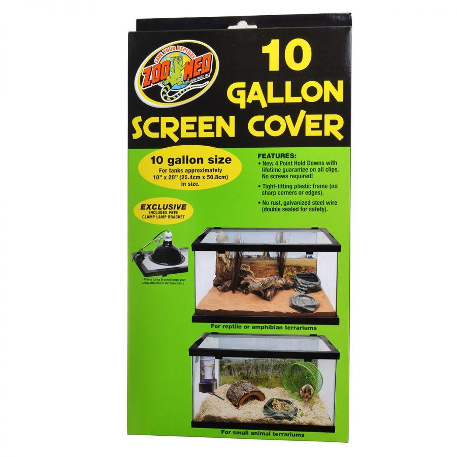 Zoo Med Animal Habitat 10 Gallon Screen Cover Animal Habitats Habitats Cover