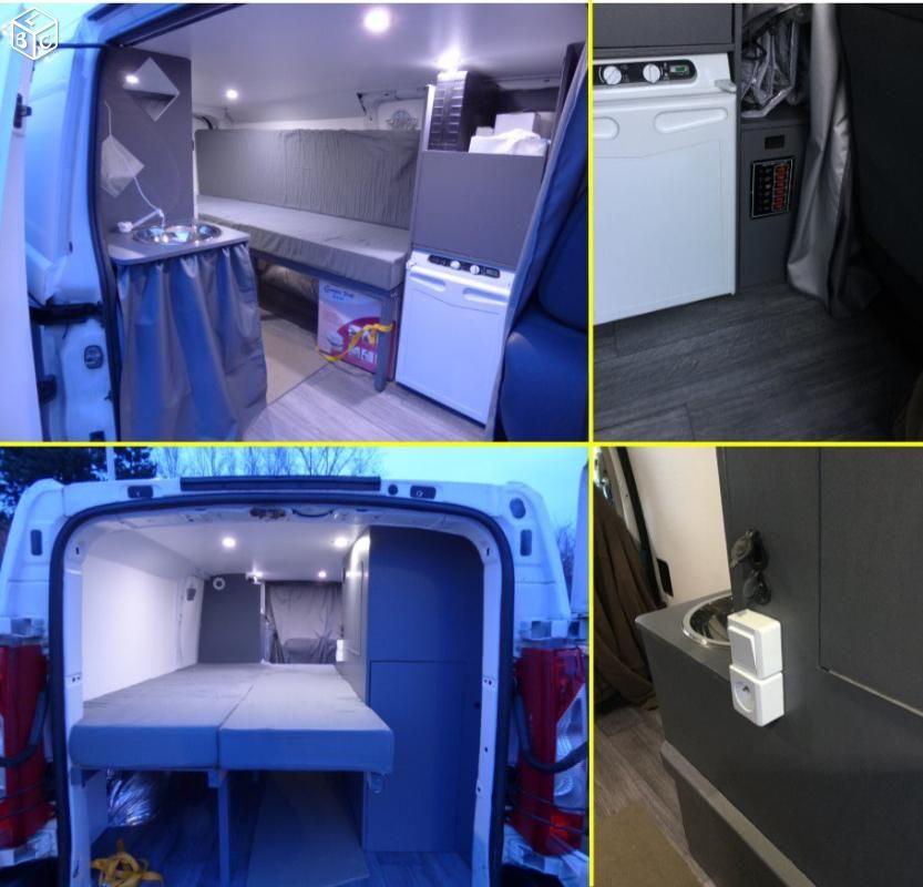 peugeot expert l2 am nag 2l hdi 120 fourgon am nag pinterest camper camper van et vans. Black Bedroom Furniture Sets. Home Design Ideas