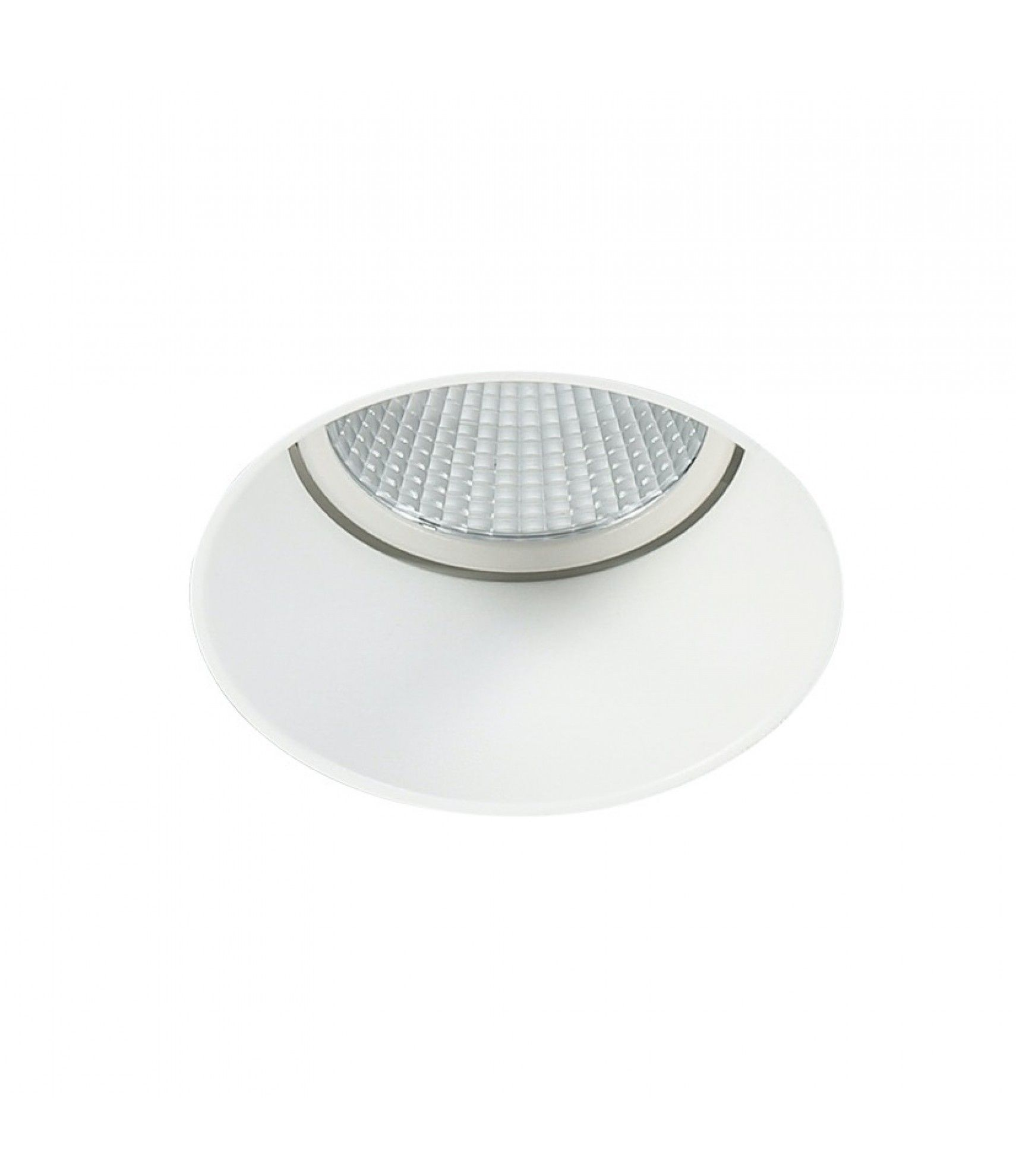 Lucretia Lighting Ultra 850 Round Trimless Recessed Dimmable LED Downlight 12W