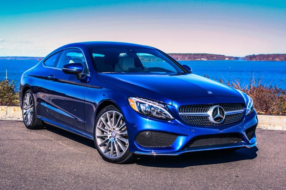 2017 Mercedes Amg C43 Coupe Review Not So Smooth Operator Mercedes C Class Coupe Mercedes Benz C300 Mercedes Benz
