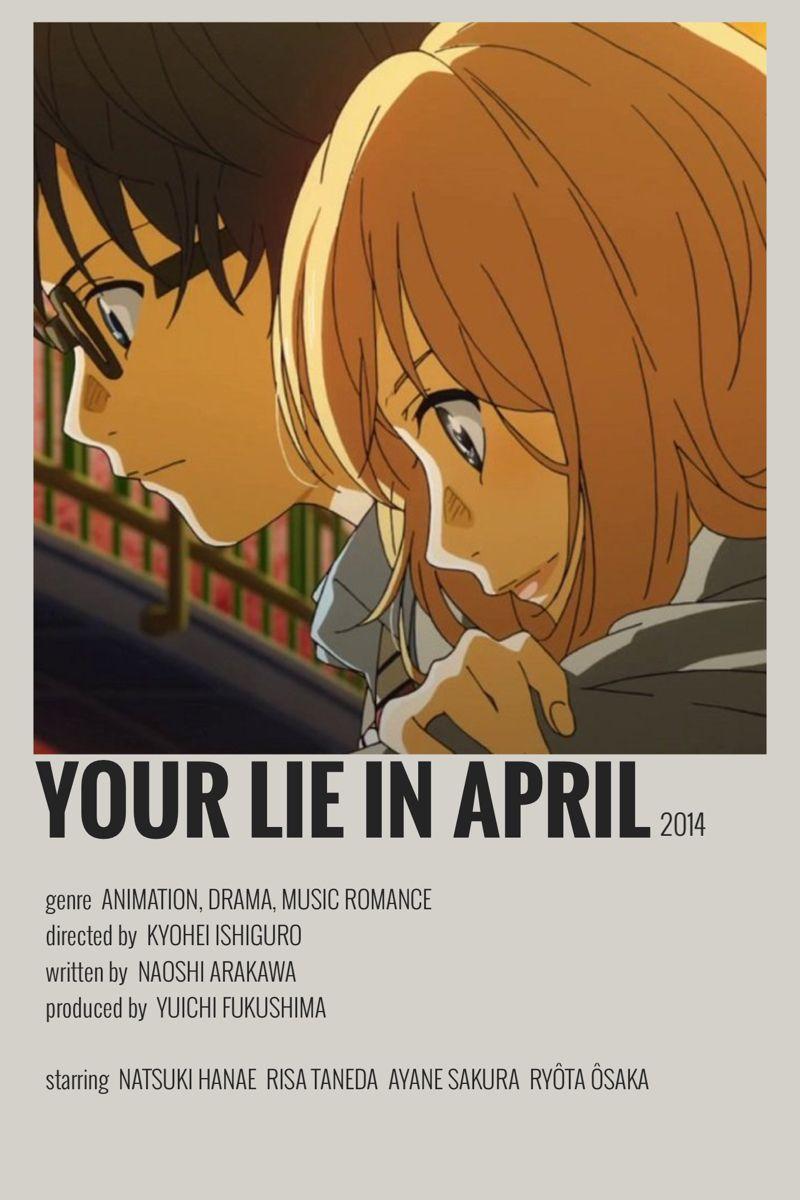 anime titles film posters minimalist