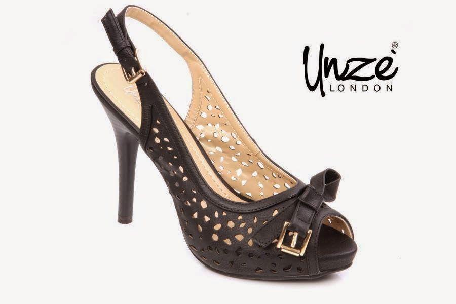 12c708247c17 Unze London Summer Wear Shoes Collection 2015