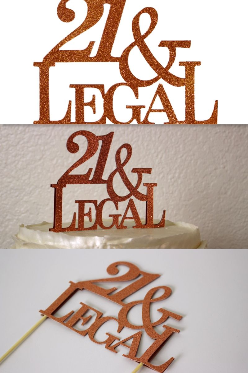 24++ 21st birthday cake toppers personalised inspirations