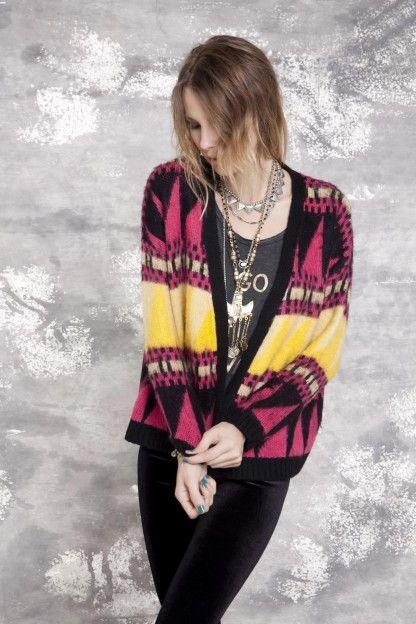 Visitá la nueva colección Invierno 16 en Rapsodia.com > Sweater Tonio