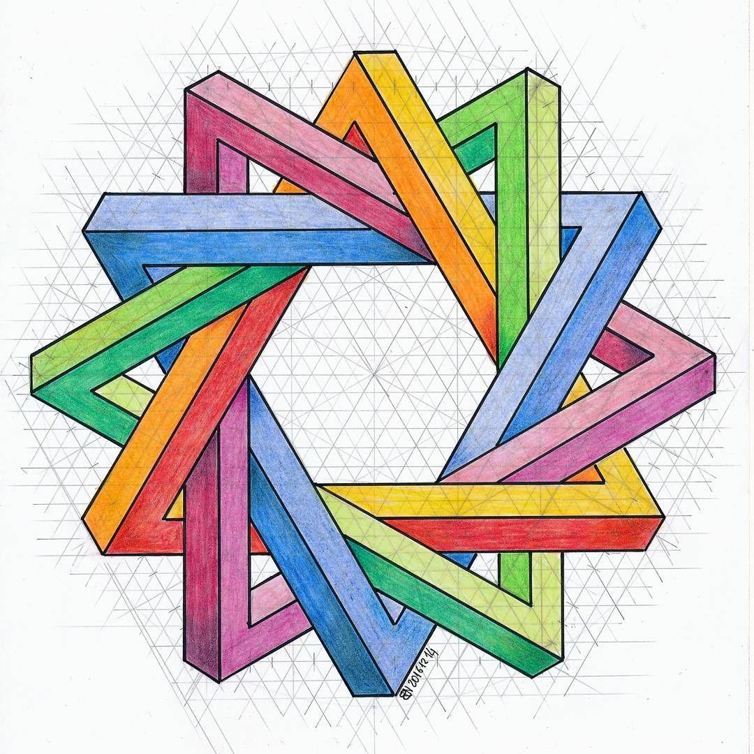 Картинки рисованные фигуры разноцветные