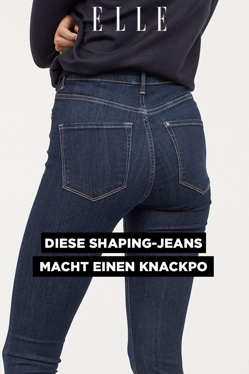 Diese H&M Jeans macht einen Knackpo   Perfekte jeans, Jeans