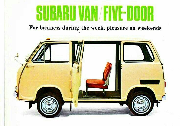 Subaru Sambar Van Subaru Cars Subaru Van