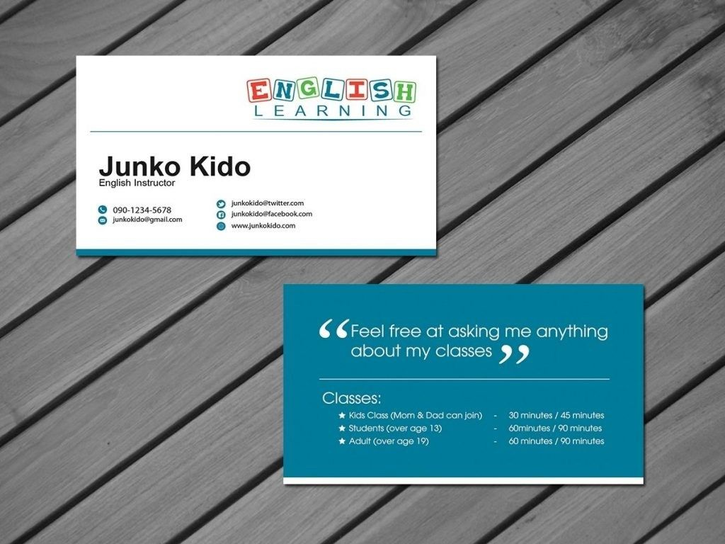 The Stunning Private Tutor Business Cards Card Template Preview 1 Jpg Regarding Business Cards For Teach Teacher Business Cards Teacher Cards Teacher Templates