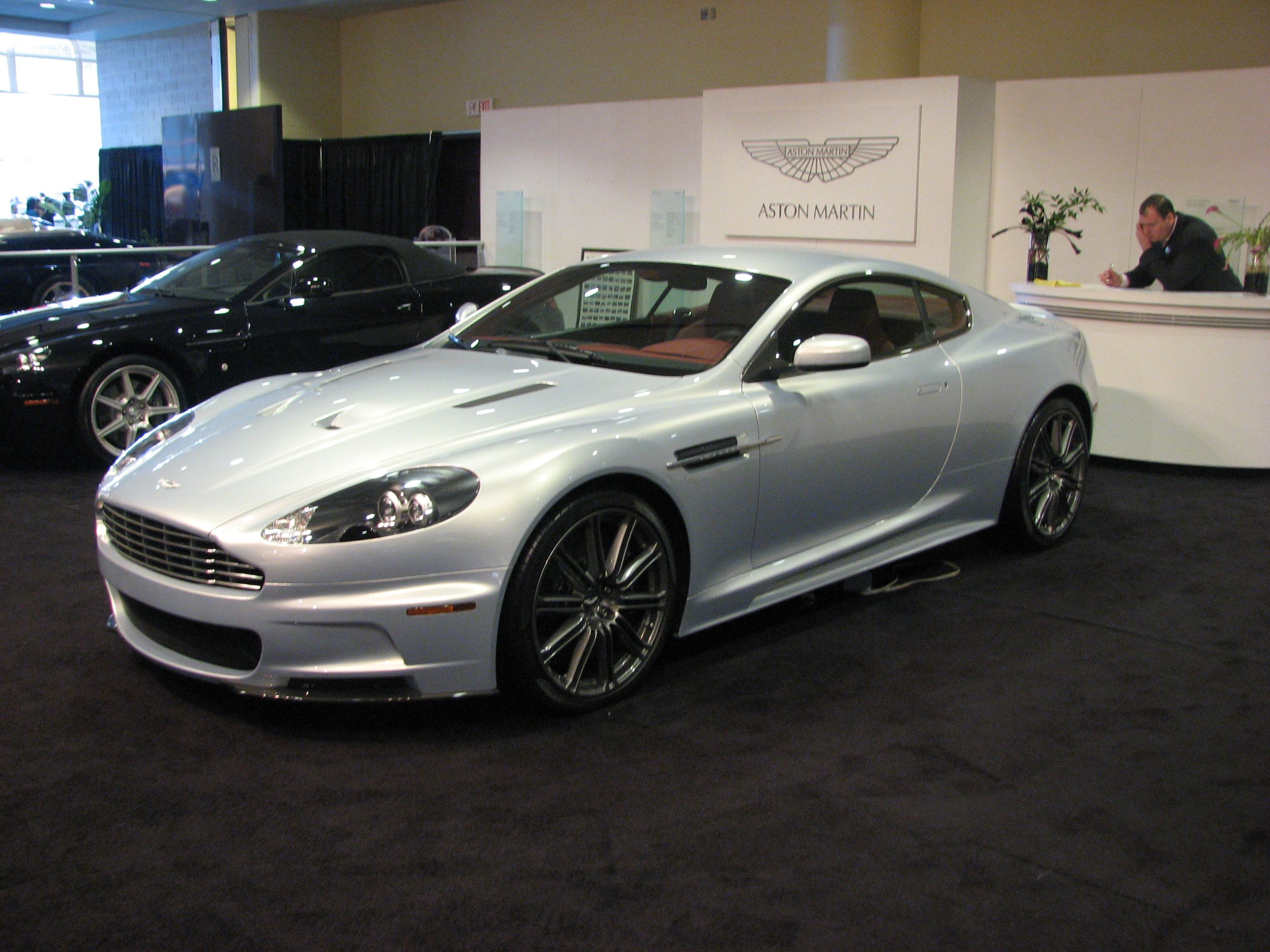 Aston Martin DBS Aston Martin DBS Wallpapers – Top Car Magazine