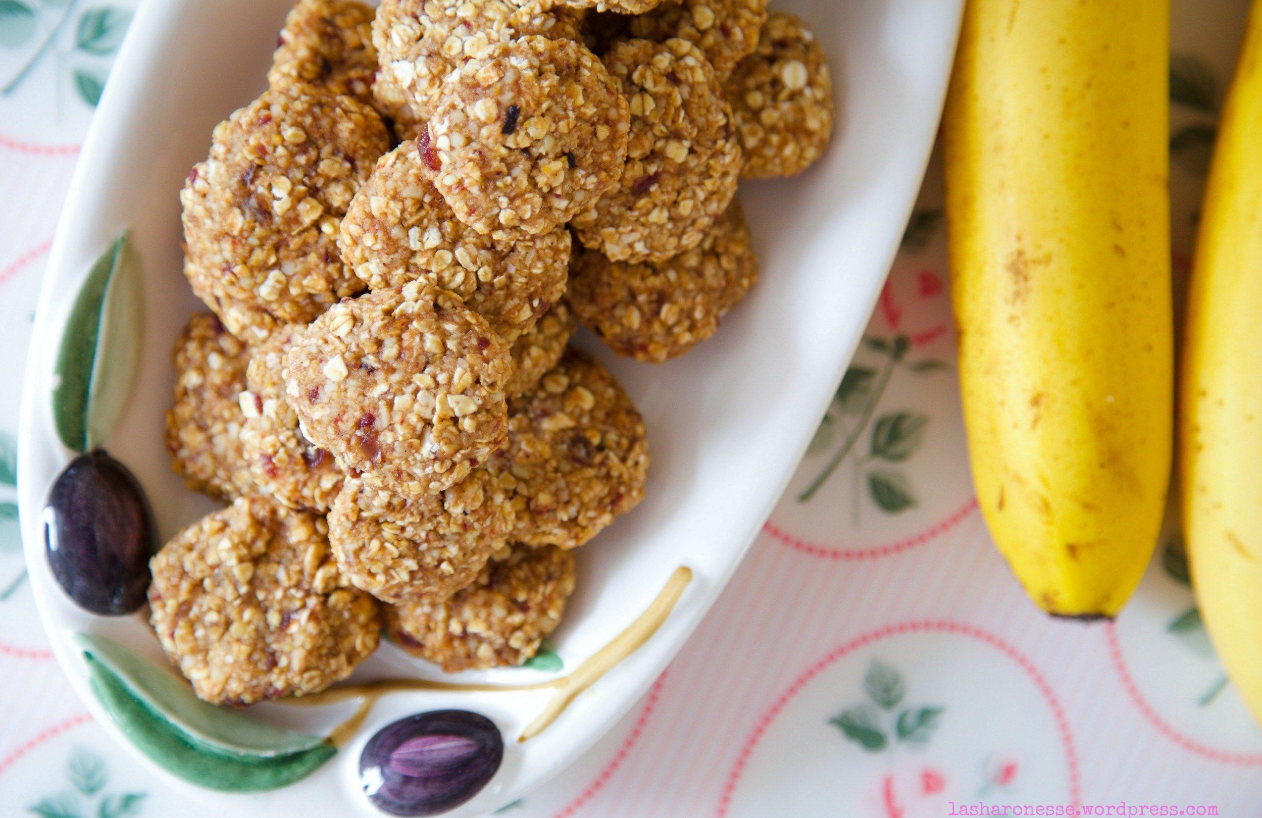 Gesunde Hafer-Kekse - Einfach, lecker und Ideal für Kinder ...