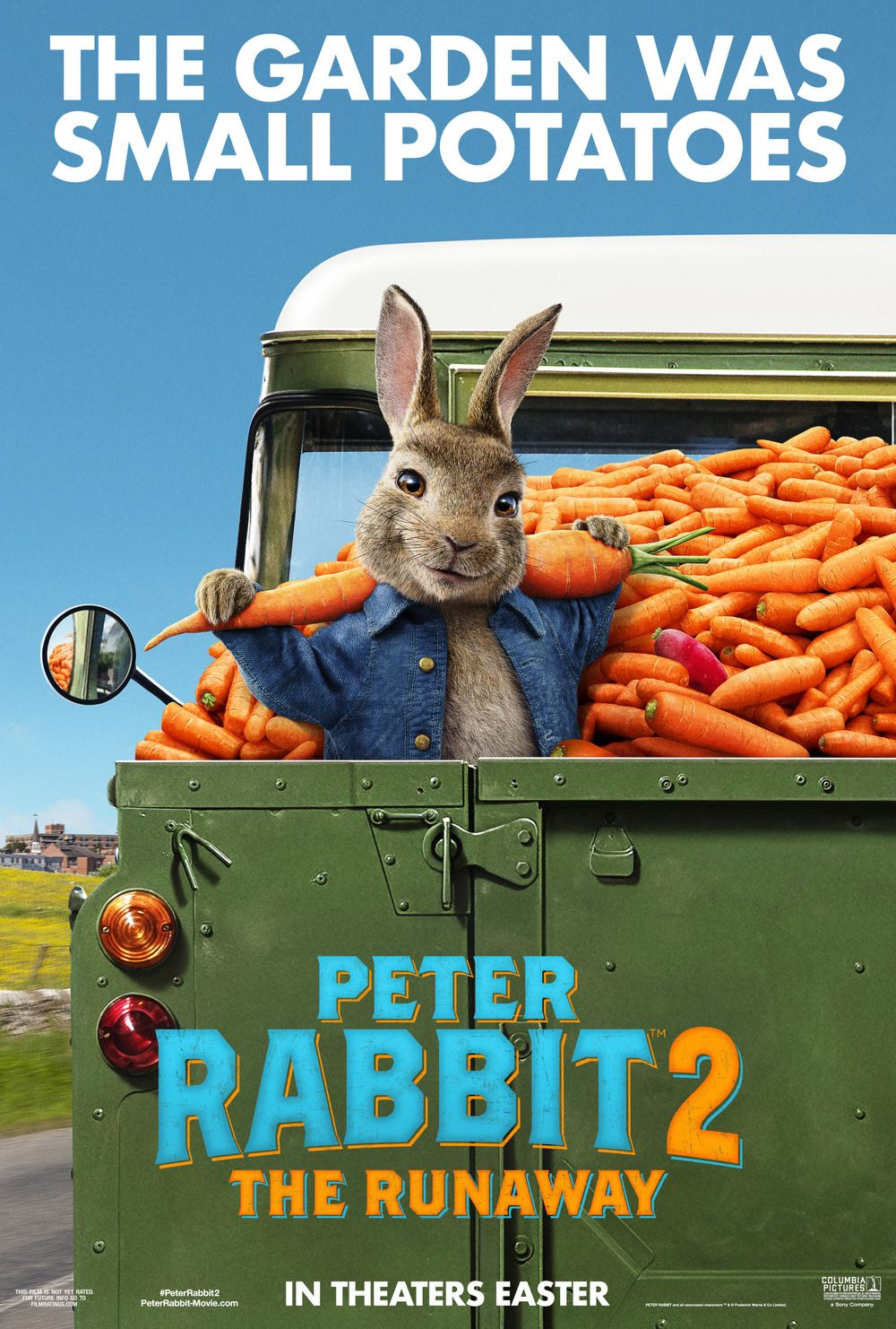 Peter Rabbit 2 The Runaway In 2020 Free Movies Online