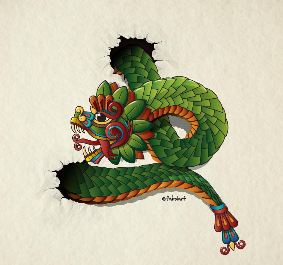 Serpiente Emplumada Animals Pinterest Indigenous Art Tattoos