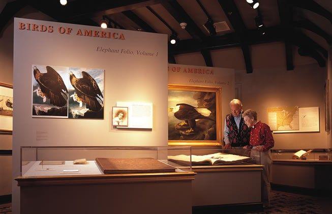 John James Audubon State Park in Henderson, KY