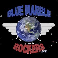Blue Marble Rockers Logo Bluemarblerockers Com Artist Logo Blue Marble Rocker