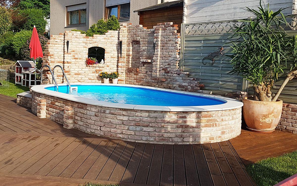 Poolakademie De Bauen Sie Ihren Pool Selbst Wir Helfen Ihnen Dabei Pool Im Garten Gartenpools Pool Selber Bauen