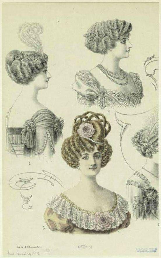 Épinglé sur antique women