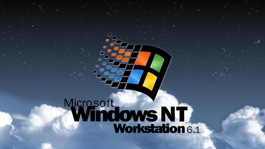 Windows Nt Workstation  Wallpaper