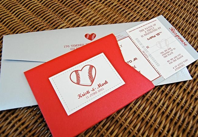 Baseball inspired wedding invitations lepenn designs blog baseball inspired wedding invitations lepenn designs blogeknot stopboris Gallery