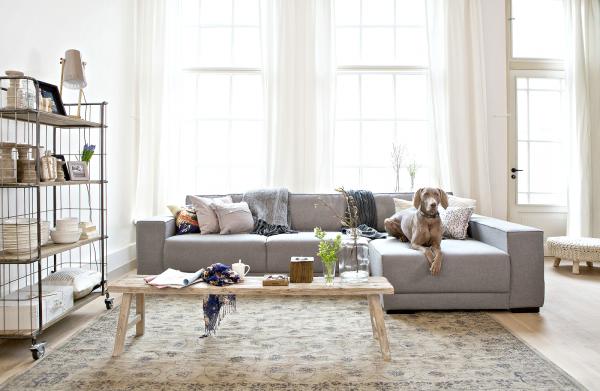 hoekbank woonkamer - google zoeken - ideeën voor het huis, Deco ideeën