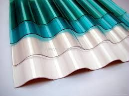 The Materialistic And Applicable Characteristics Of Lexan Profiled Sheets Make Them Perfect Choice Corrugated Sheets Corrugated Plastic Roofing Plastic Roofing