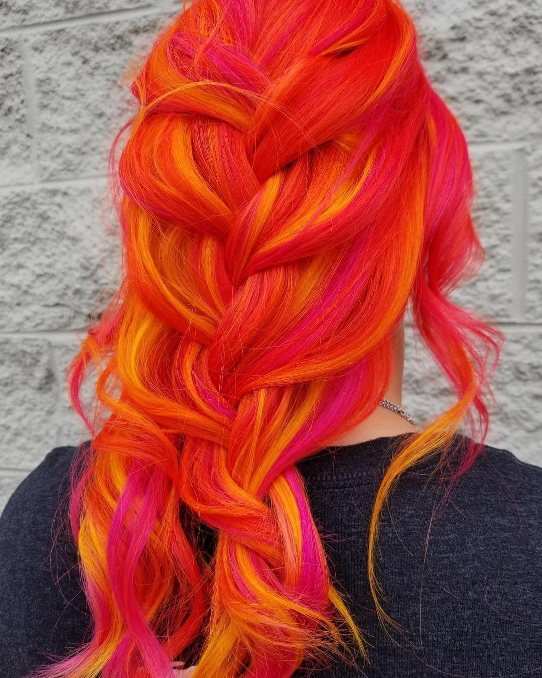 Arctic fox hair color cheyennedoeshair_ more of