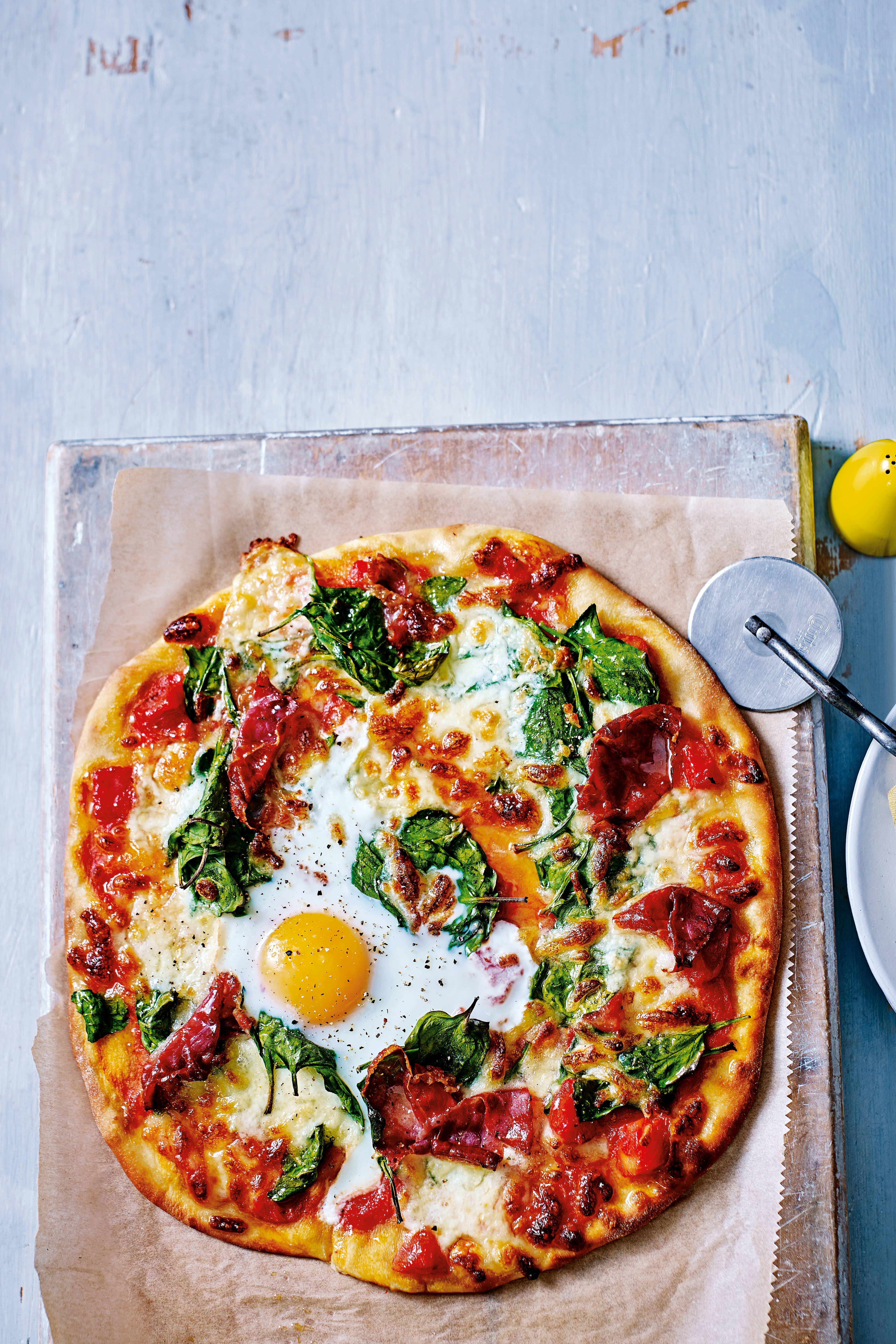 Florentine Pizza