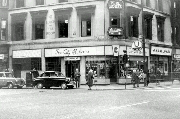 City Bakeries Merkland Street Partick Glasgow Glasgow