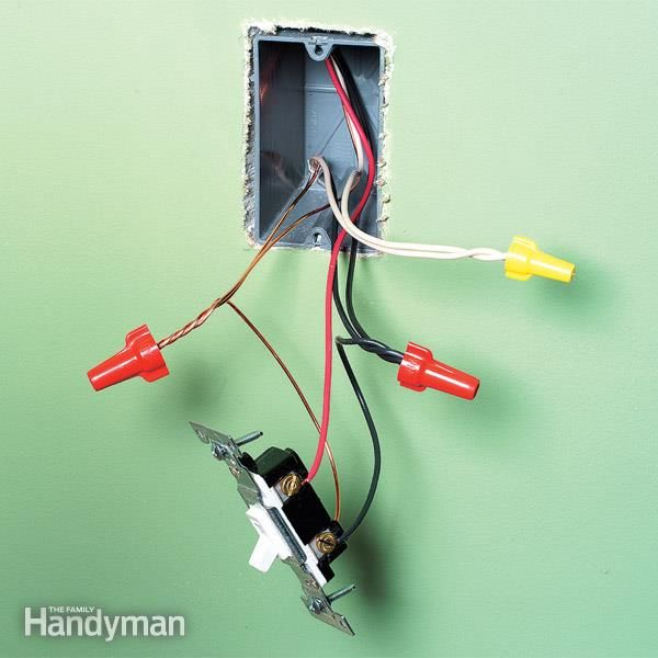 Add an outdoor electrical outlet to get power to where you ... Where Wiring Is Used on