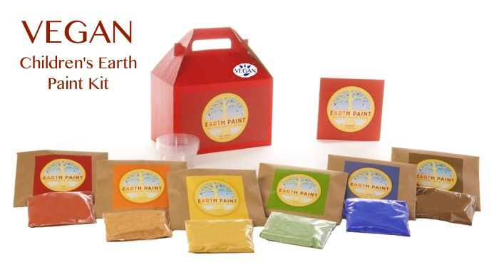 Kit Paint Kit Painting For Kids Painted Earth