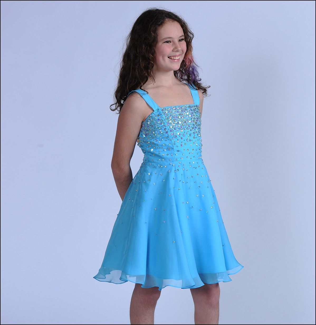 Dorable Tween Girl Party Dresses Picture Collection - All Wedding ...