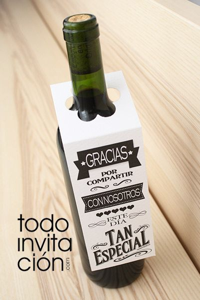 Photo of Etiquetas de vino de boda gratis – imprimibles – invitaciones y detalles originales