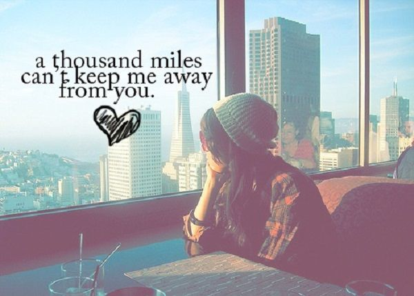 Quotes About Loving Someone Far Away: 33 Quotes About Missing Someone You Love With Beautiful