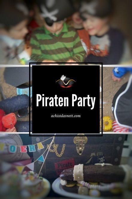 Hier findest Du alles, was Du für einen Piraten-Geburtstag - dekoration küche selber machen