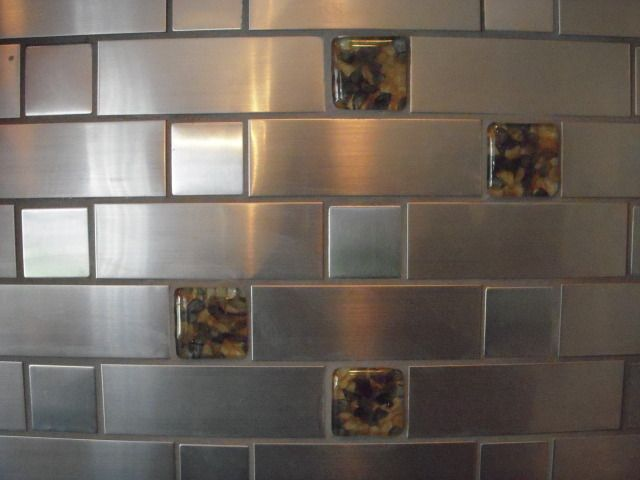 Stainless Steel Backsplash Home Depot | RE: Quilted Stainless ... : quilted metal backsplash - Adamdwight.com