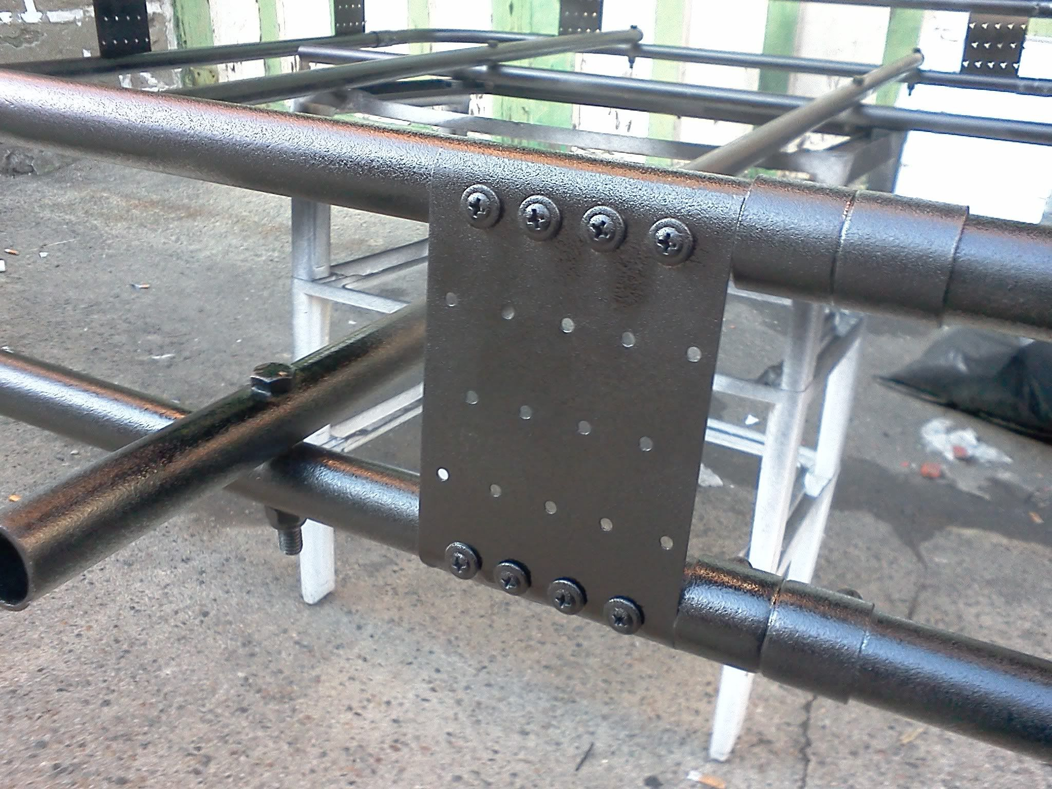 Homemade Roof Rack Without Welding Page 10 Jeep Cherokee Forum